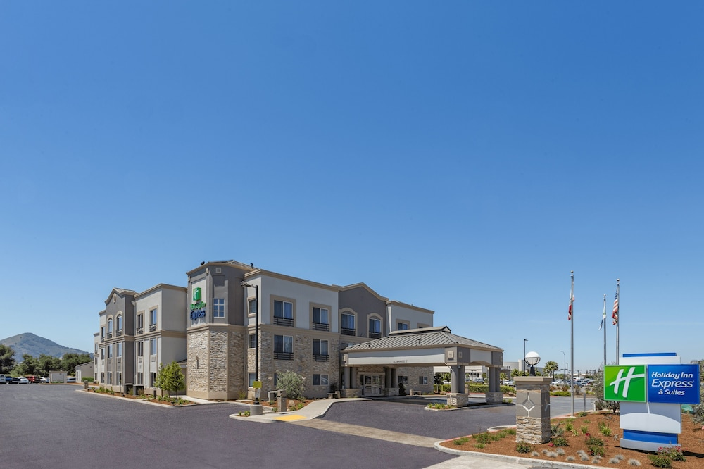 Exterior, Holiday Inn Express Hotel & Suites San Jose-Morgan Hill, an IHG Hotel