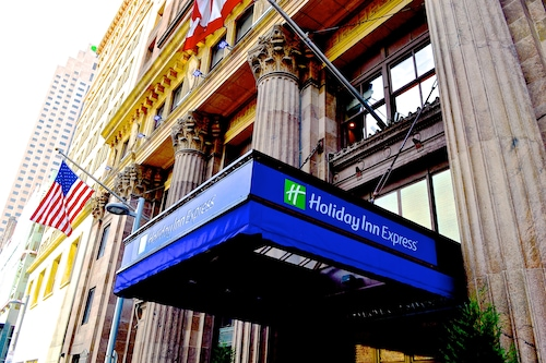 Check Expedia for Availability of Holiday Inn Express Cleveland Downtown