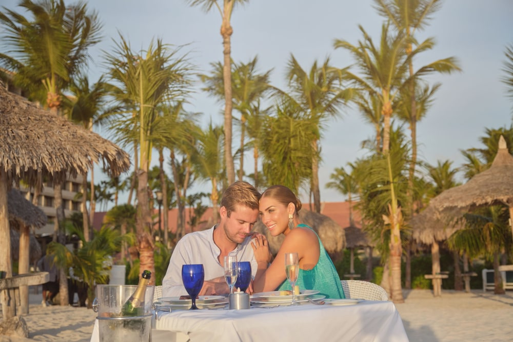 Outdoor Dining, Barceló Aruba - All Inclusive