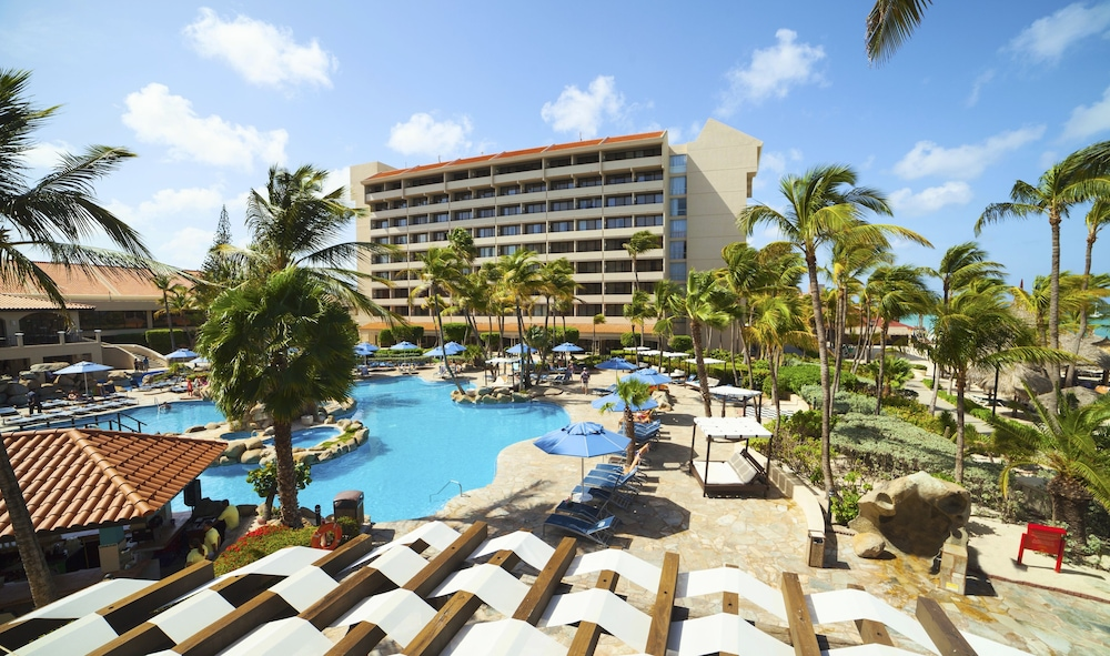 Property Grounds, Barceló Aruba - All Inclusive
