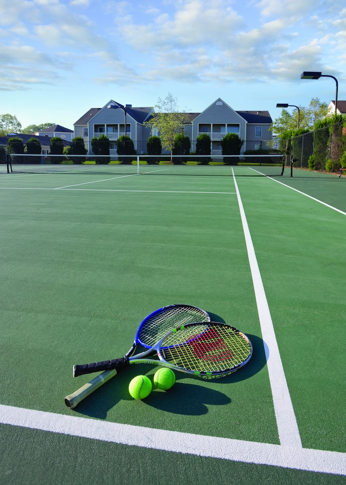 Tennis Court, Club Wyndham Kingsgate