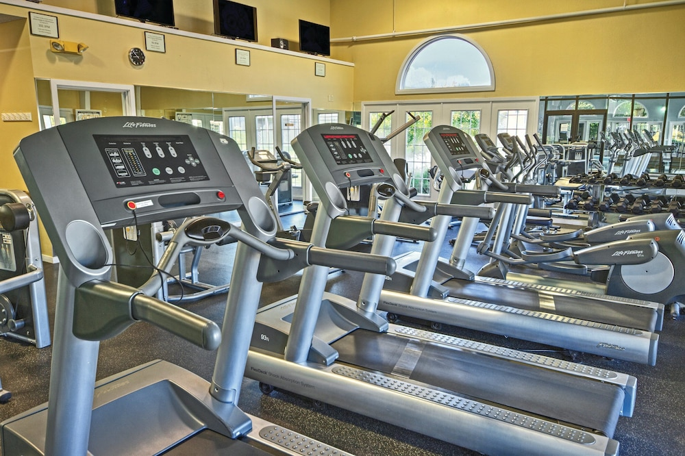 Fitness Facility, Club Wyndham Kingsgate