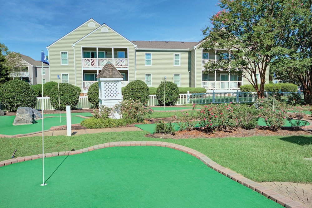 Mini-Golf, Club Wyndham Kingsgate