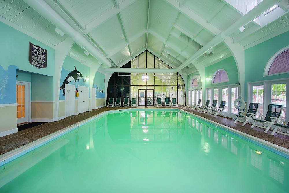 Indoor Pool, Club Wyndham Kingsgate