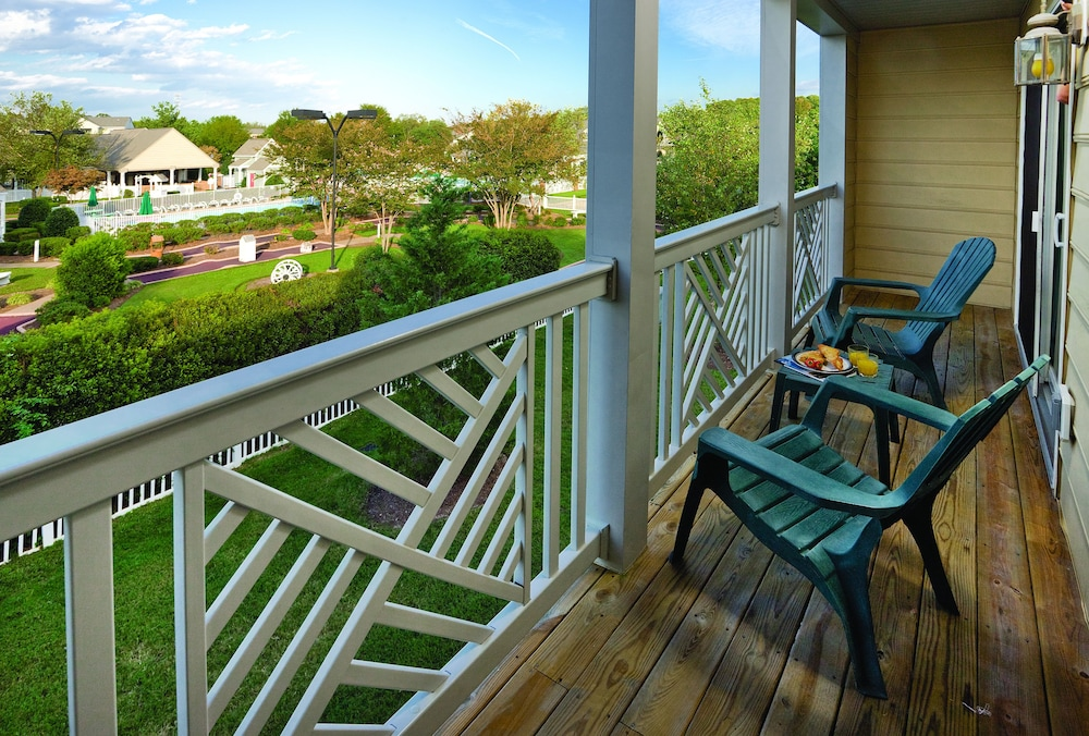 Balcony, Club Wyndham Kingsgate