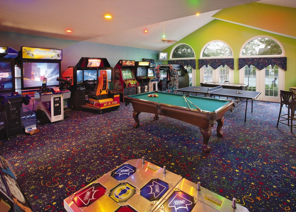Game Room, Club Wyndham Kingsgate
