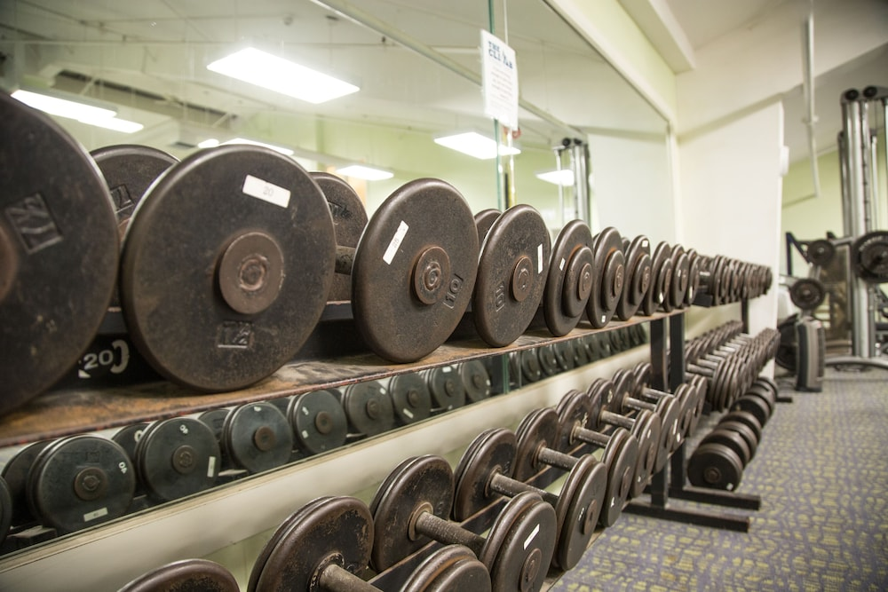 Fitness Facility, Holiday Inn Club Vacations Mount Ascutney Resort