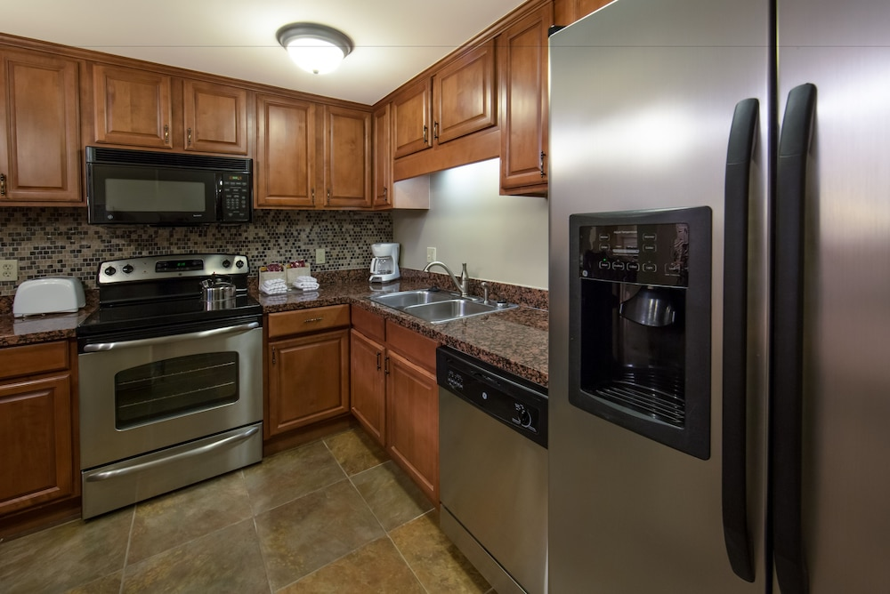 Private Kitchen, Holiday Inn Club Vacations Mount Ascutney Resort