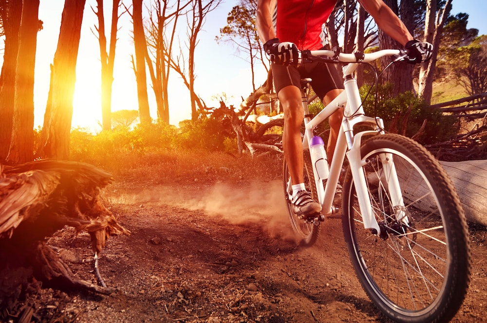 Bicycling, Holiday Inn Club Vacations Mount Ascutney Resort