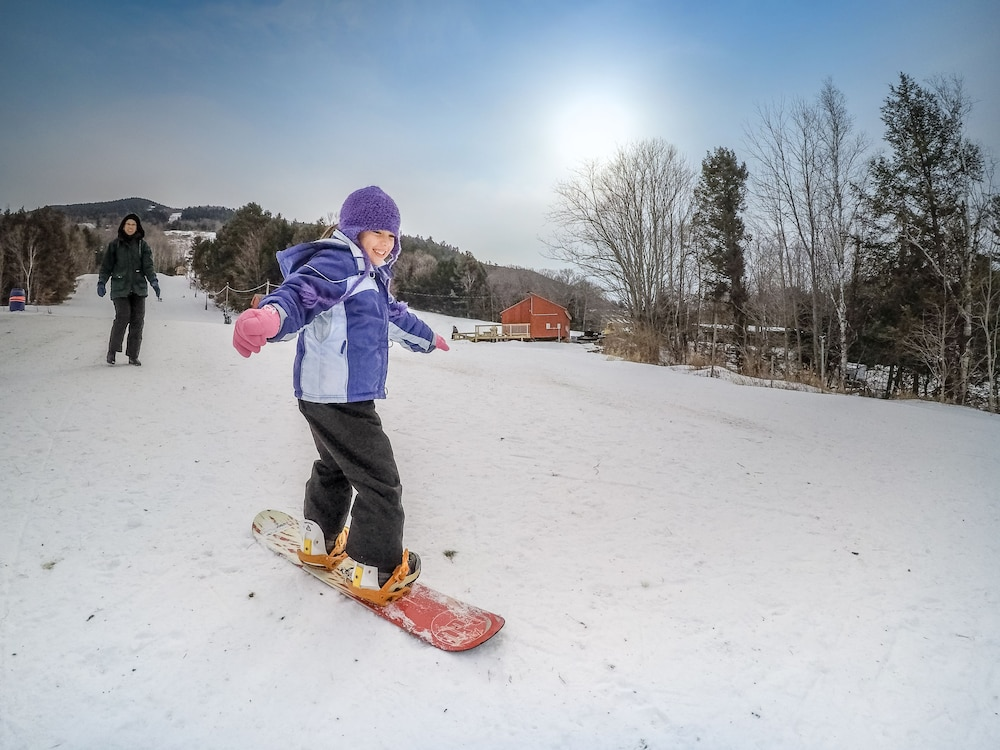 Snowboarding, Holiday Inn Club Vacations Mount Ascutney Resort