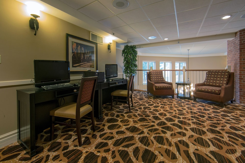 Business Center, Holiday Inn Club Vacations Mount Ascutney Resort