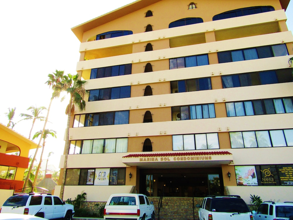Front of Property, Marina Sol