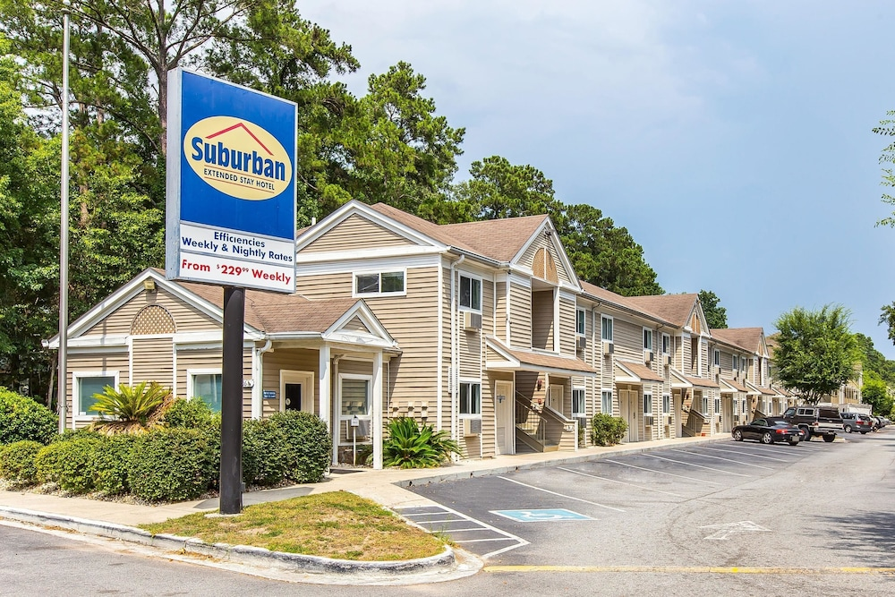 Exterior, Suburban Extended Stay Abercorn