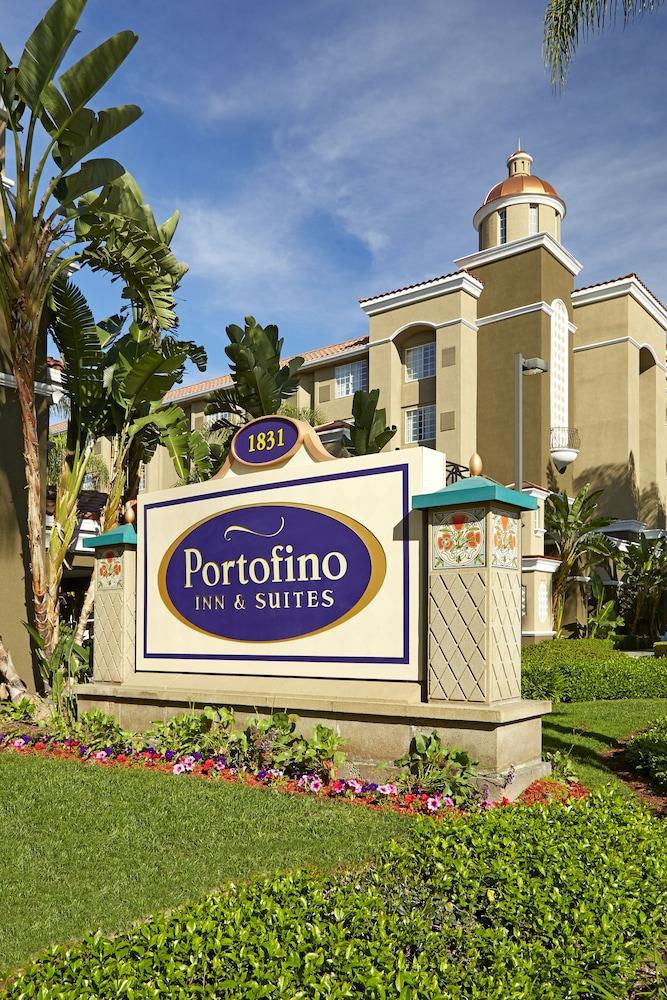 anaheim portofino inn and suites 2019 room prices 99. Black Bedroom Furniture Sets. Home Design Ideas