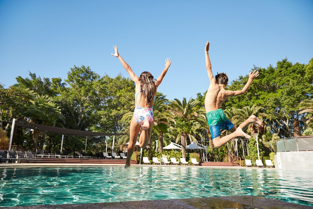 Children's Pool, RACV Royal Pines Resort Gold Coast