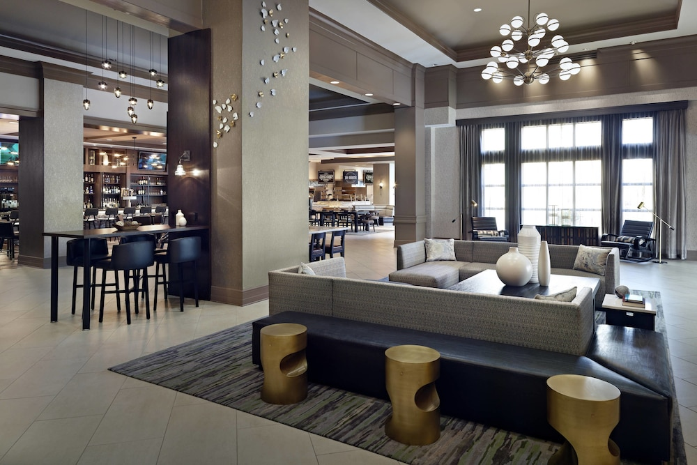 Lobby Lounge, Atlanta Marriott Alpharetta