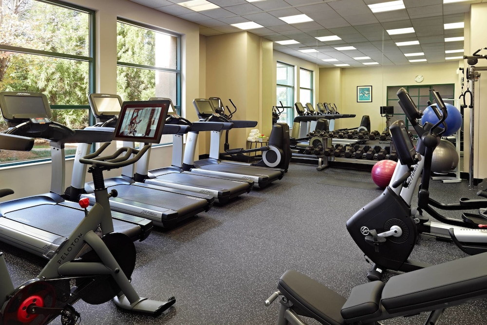 Fitness Facility, Atlanta Marriott Alpharetta