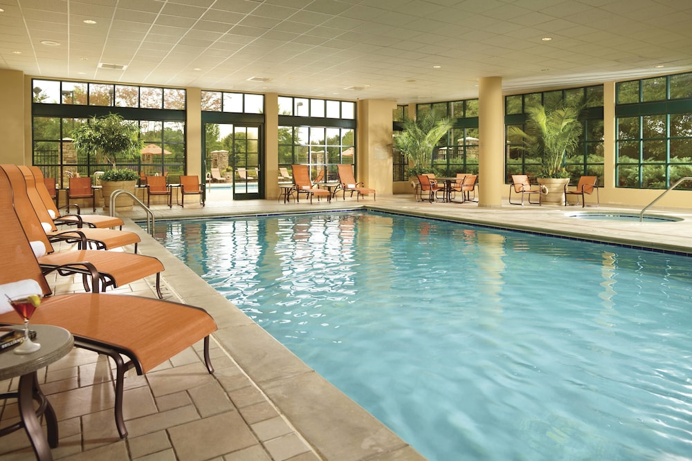 Pool, Atlanta Marriott Alpharetta