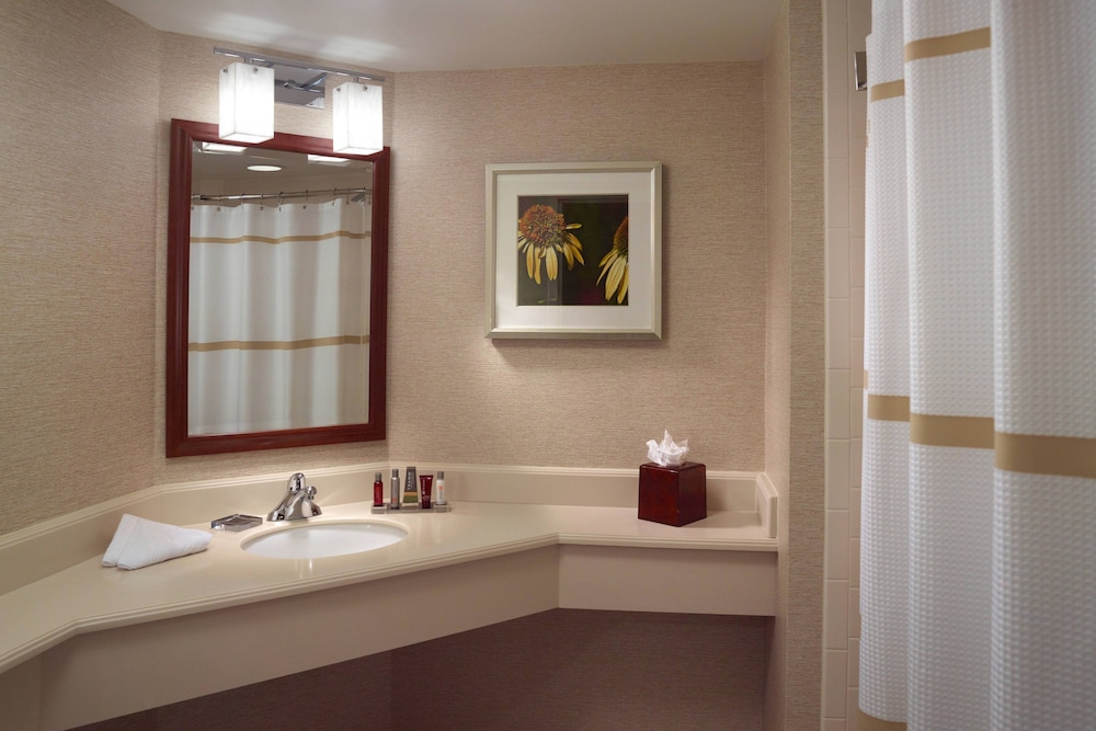 Bathroom, Atlanta Marriott Alpharetta