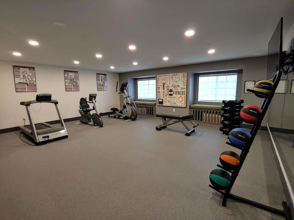 Fitness Facility, Best Western Plus Yuma Foothills Inn & Suites
