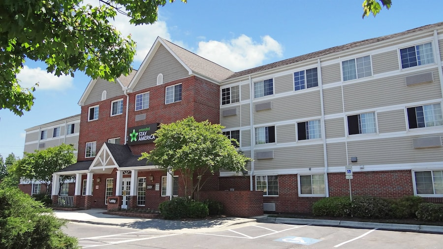 Extended Stay America Suites Raleigh Northeast