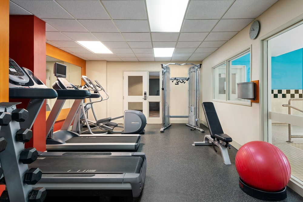 Fitness Facility, Hilton Garden Inn Saskatoon Downtown