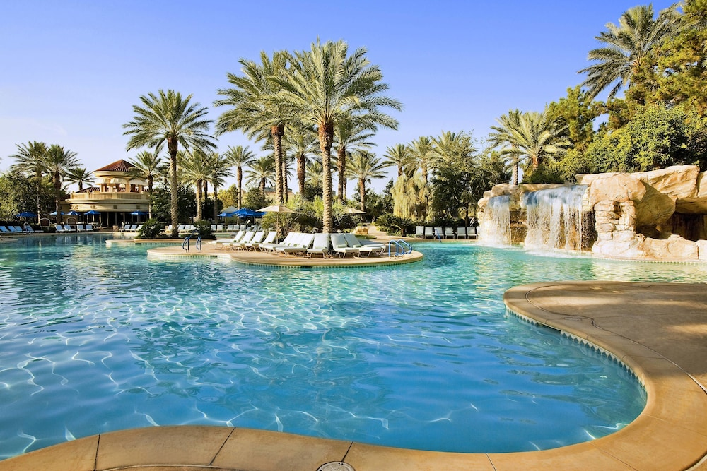 Outdoor Pool, JW Marriott Las Vegas Resort & Spa