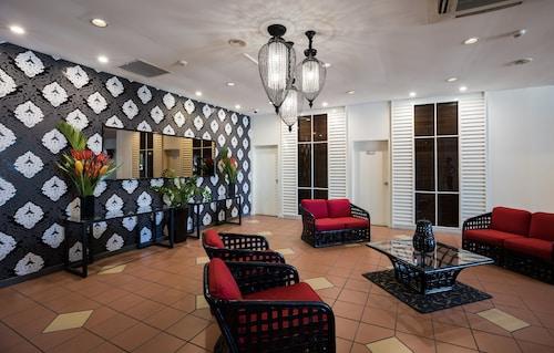 リアル プラザ ホテル ケアンズ