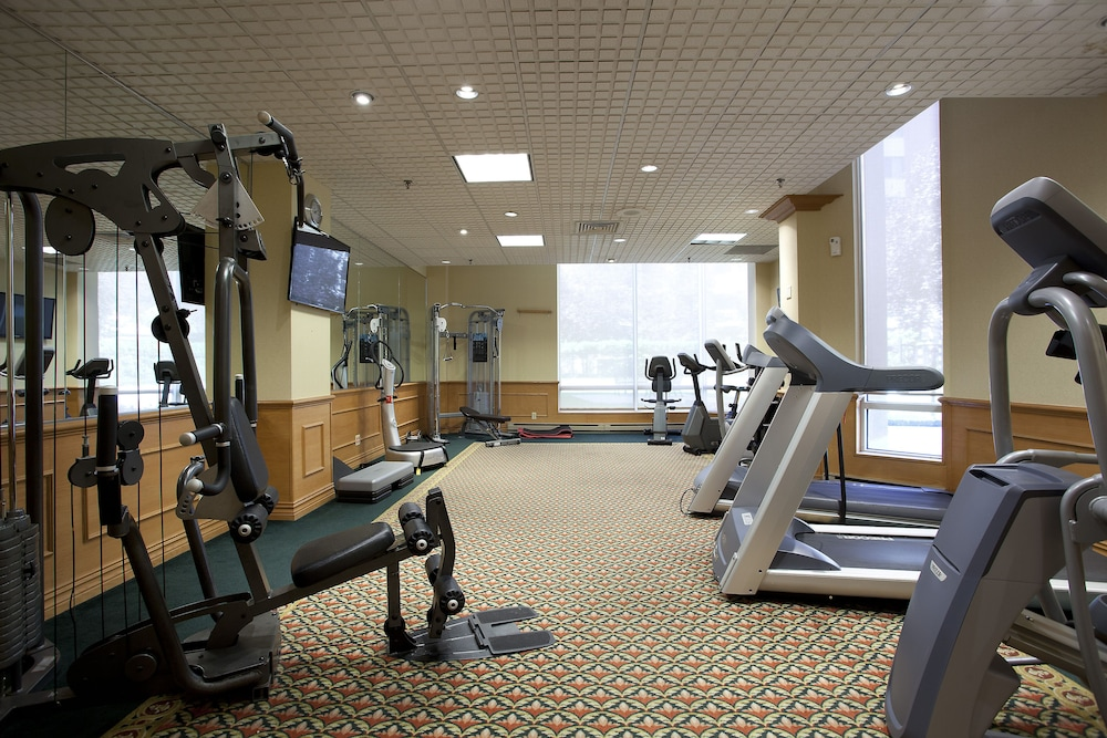 Fitness Facility, Le Nouvel Hotel
