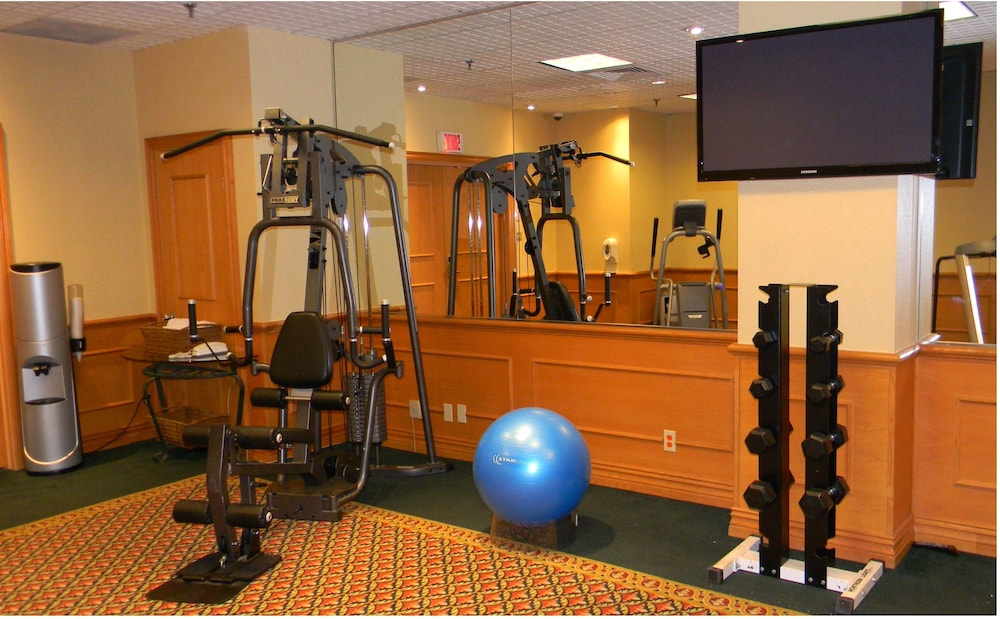 Gym, Le Nouvel Hotel