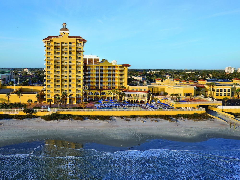 Plaza Resort Spa In Daytona Beach