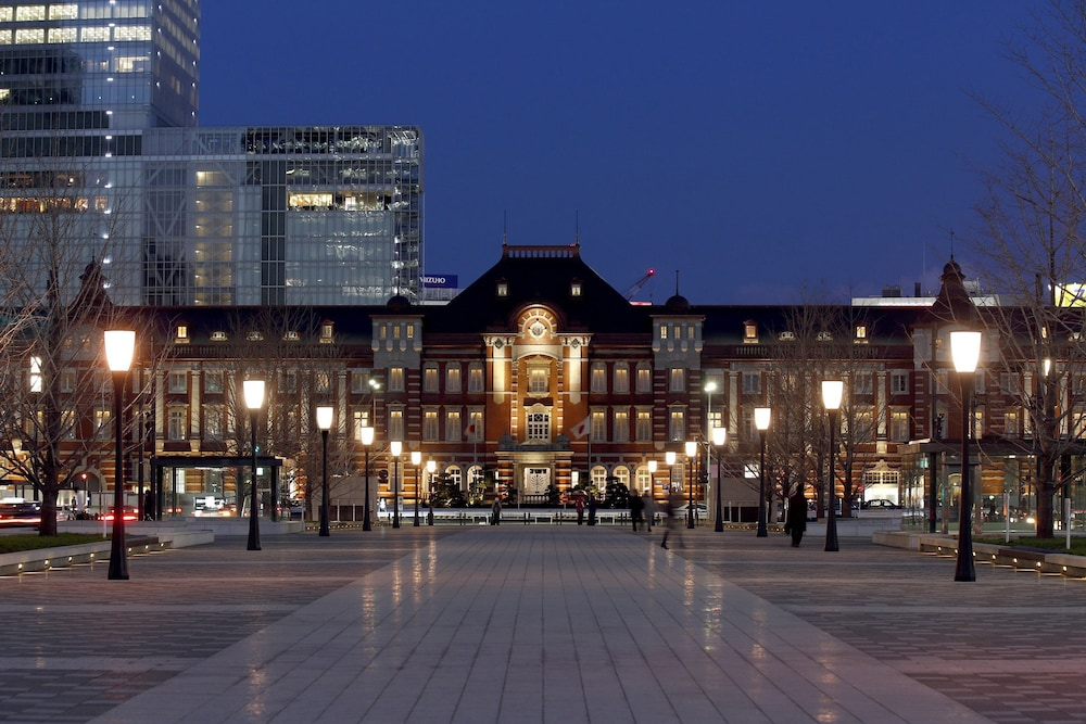 Exterior, The Tokyo Station Hotel