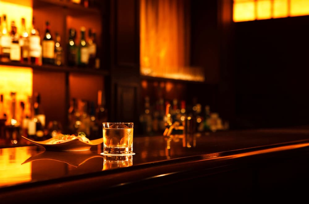 Bar, The Tokyo Station Hotel