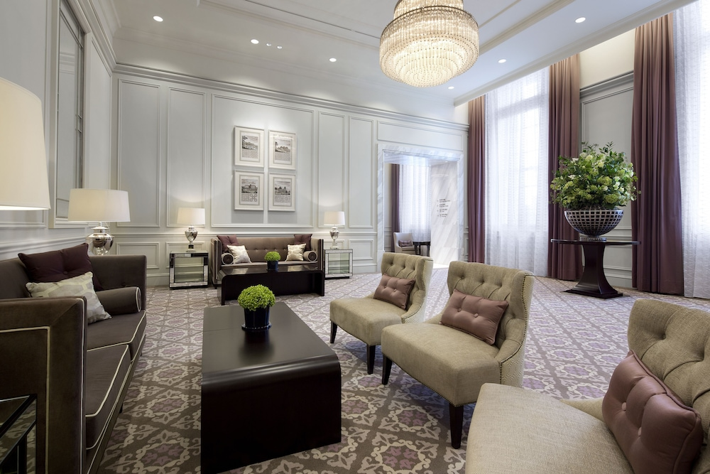 Lobby Lounge, The Tokyo Station Hotel