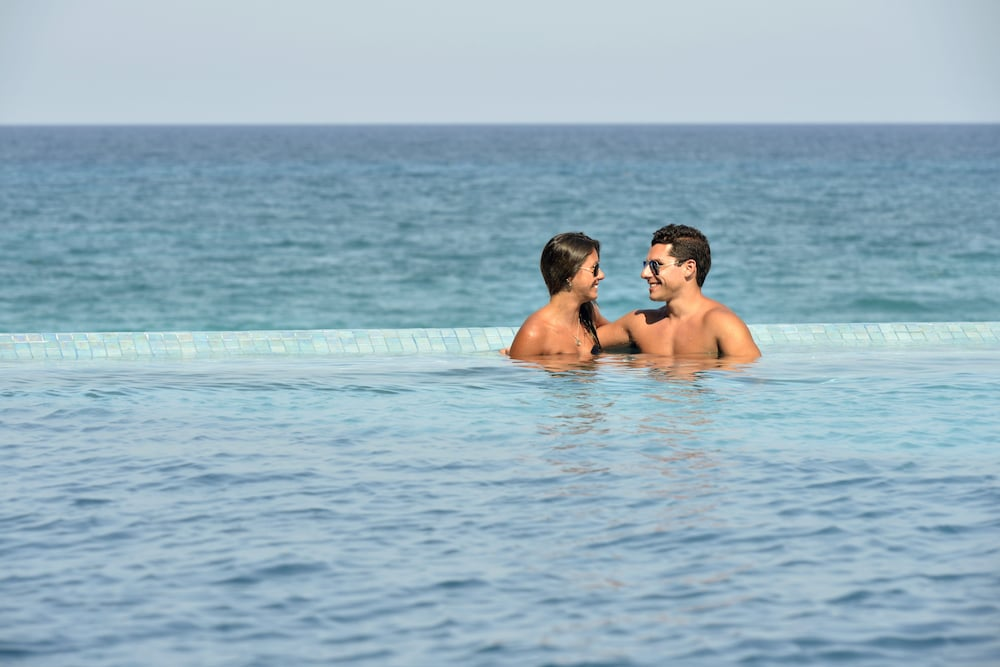 Infinity Pool, Sun Palace Couples Only All Inclusive