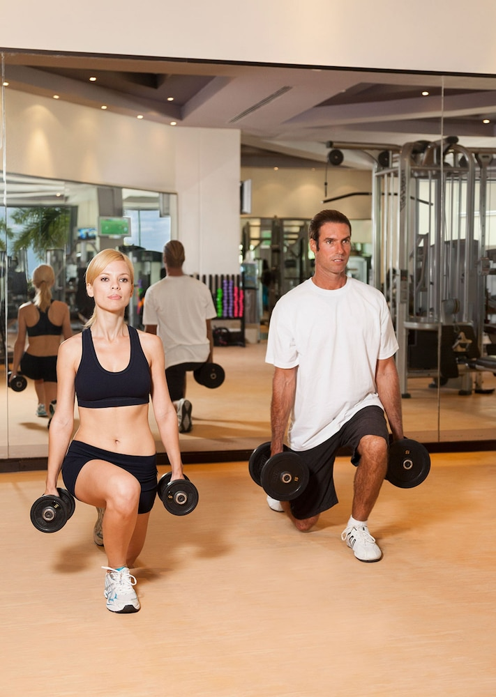 Gym, Sun Palace Couples Only All Inclusive