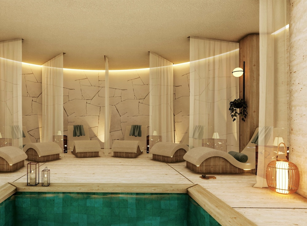 Indoor Spa Tub, Sun Palace Couples Only All Inclusive