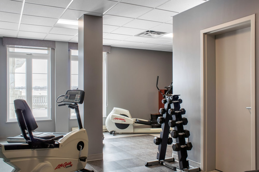 Fitness Facility, Chateau Moncton Trademark Collection by Wyndham