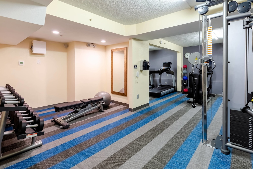 Fitness Facility, Aloft Columbia Harbison