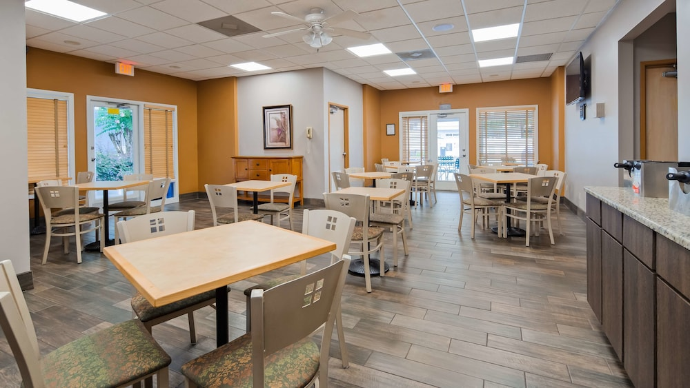 Breakfast Area, Best Western Ocala Park Centre