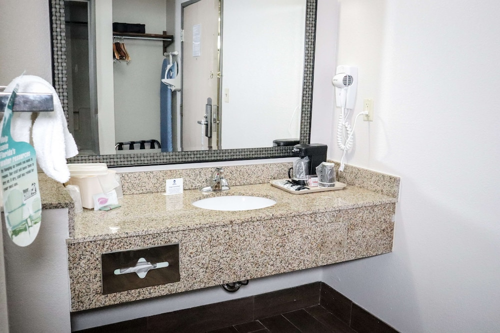Bathroom Sink, Best Western Ocala Park Centre