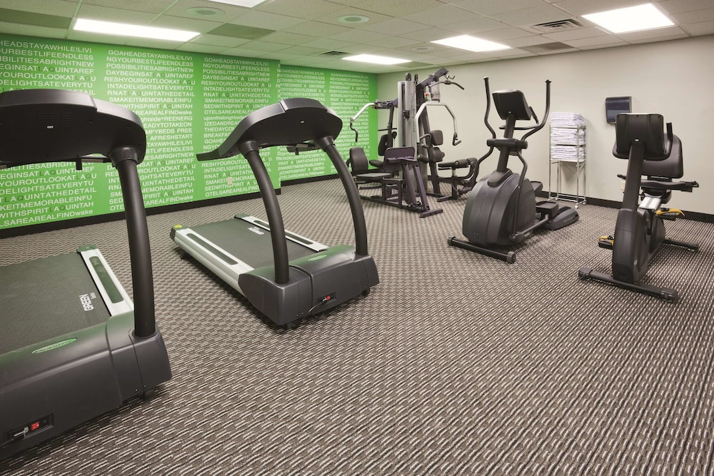 Fitness Facility, La Quinta Inn & Suites by Wyndham Minneapolis Bloomington W