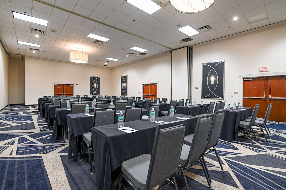 Meeting Facility, Doubletree by Hilton Richmond-Midlothian