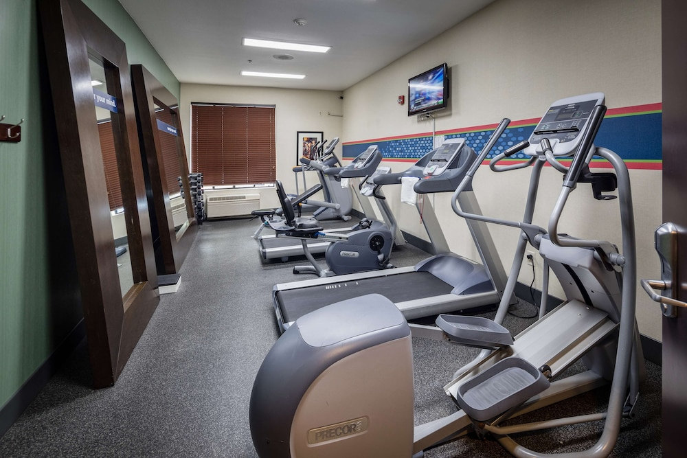 Fitness Facility, Hampton Inn San Francisco Airport
