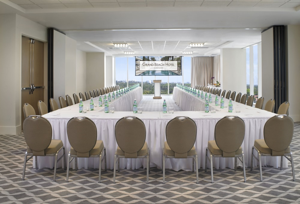 Meeting Facility, Grand Beach Hotel Surfside