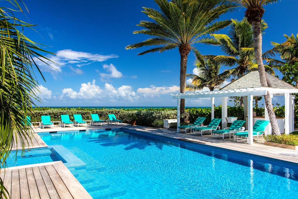 Pool, Jumby Bay Island - Oetker Collection - All Inclusive