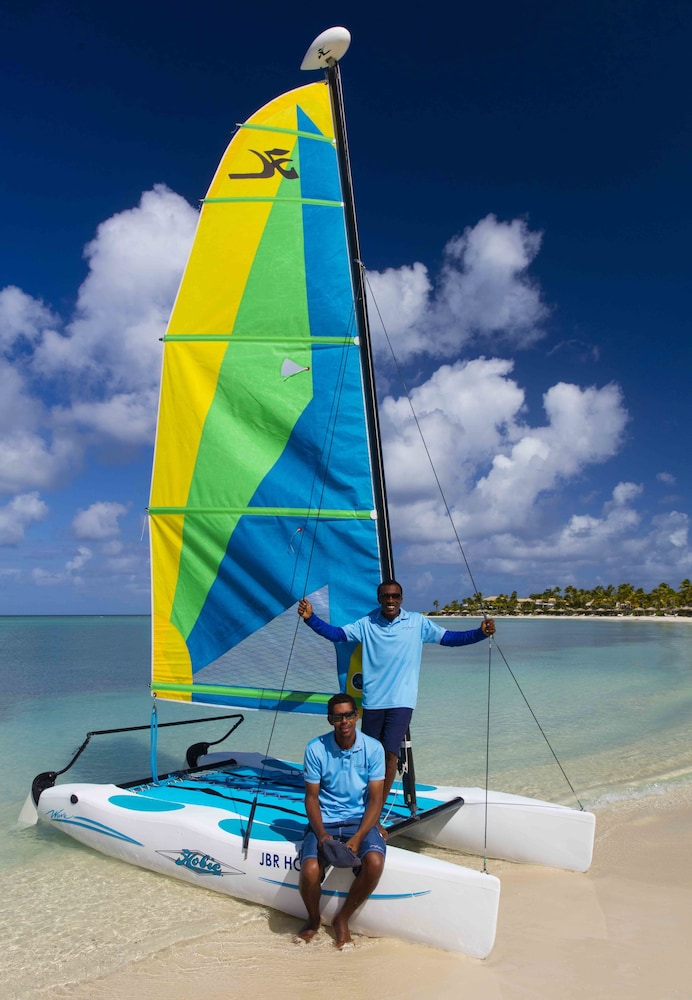 Boating, Jumby Bay Island - Oetker Collection - All Inclusive
