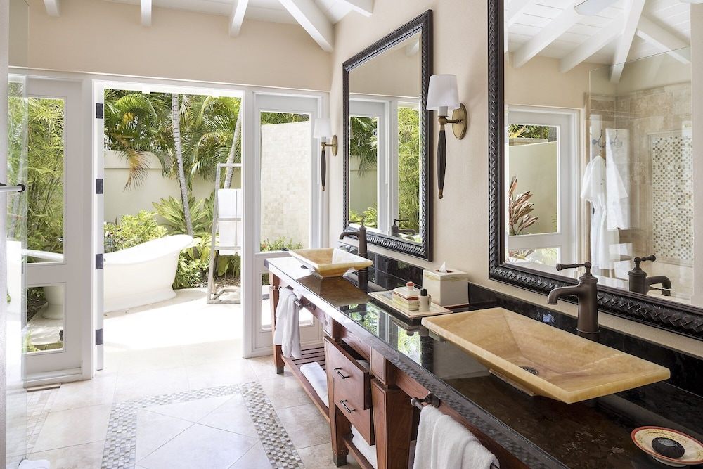 Bathroom, Jumby Bay Island - Oetker Collection - All Inclusive