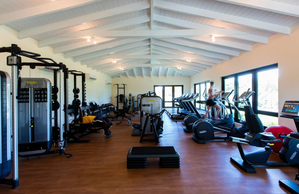 Fitness Facility, Jumby Bay Island - Oetker Collection - All Inclusive