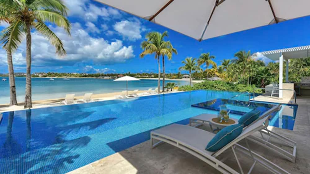 Private Pool, Jumby Bay Island - Oetker Collection - All Inclusive